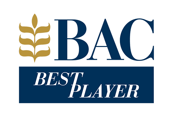 BAC best player